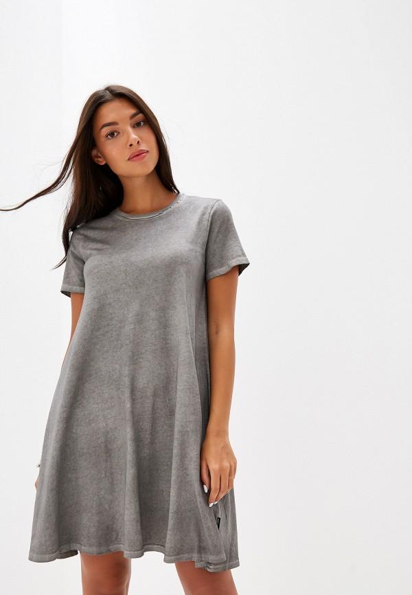 женское платье cheap monday, серое