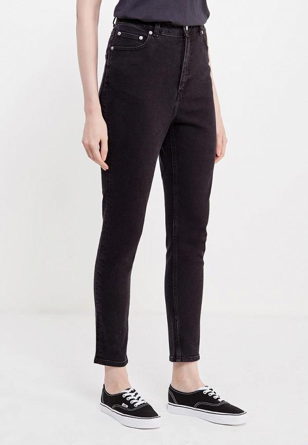 женские джинсы cheap monday, черные