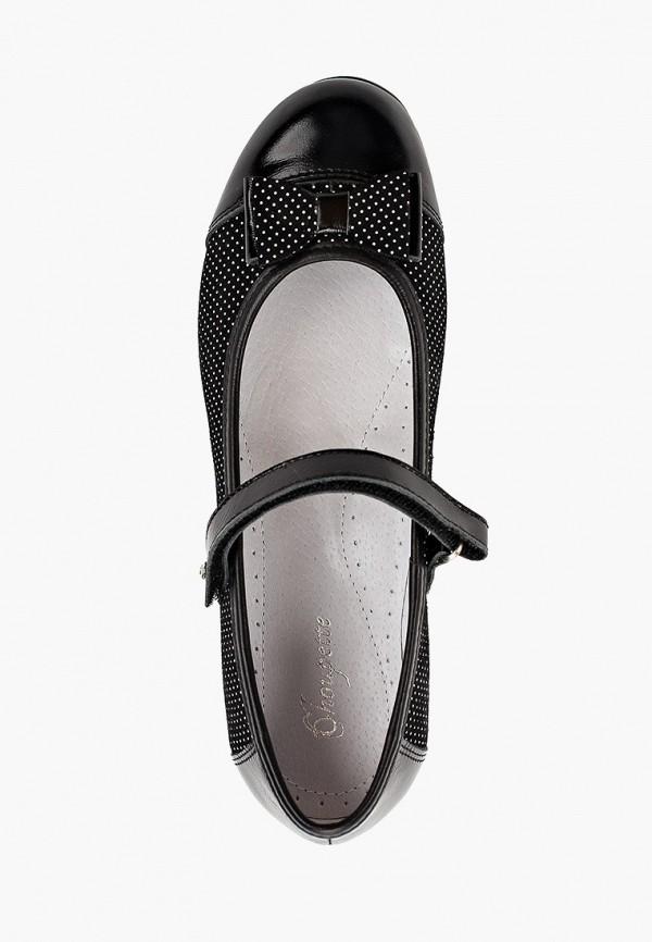 Фото 4 - Балетки Choupette черного цвета
