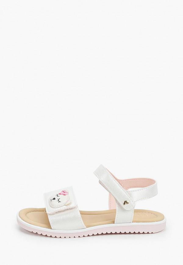сандалии choupette для девочки, белые