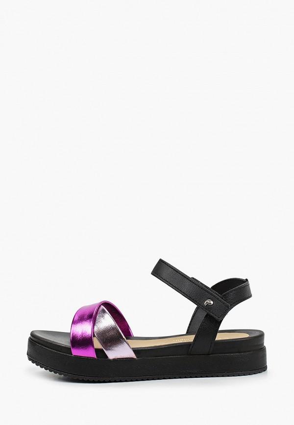 сандалии choupette для девочки, черные