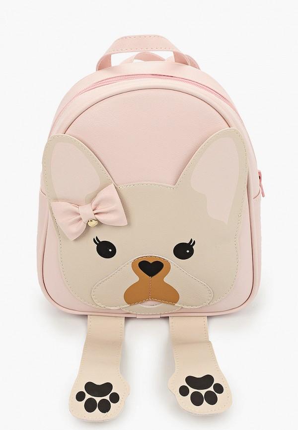 рюкзак choupette для девочки, розовый