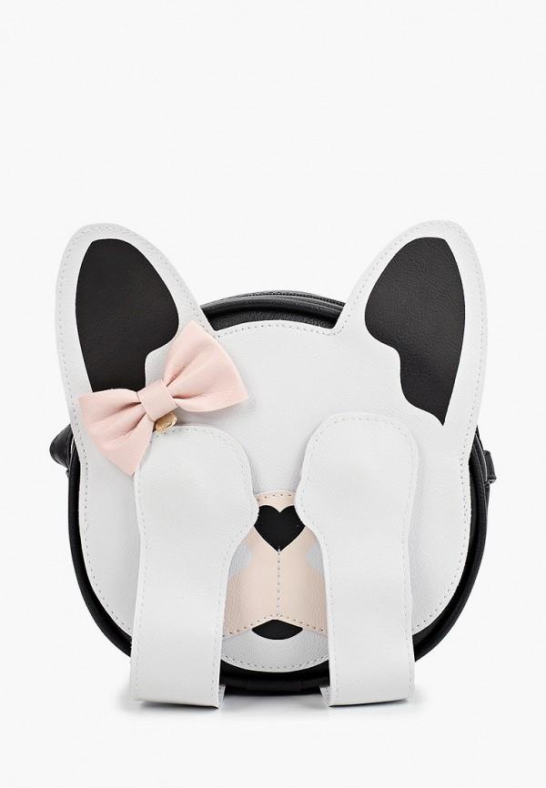 рюкзак choupette для девочки, бежевый