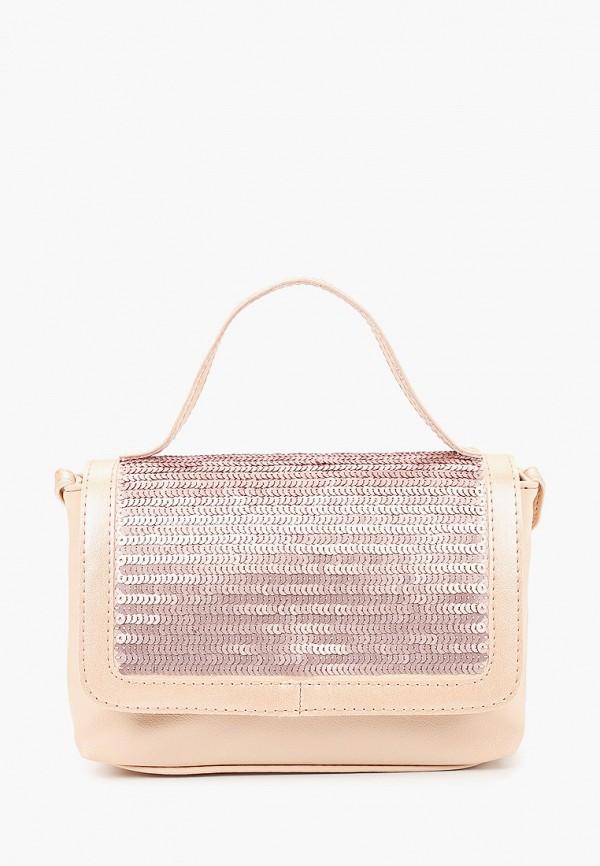 сумка choupette для девочки, бежевая