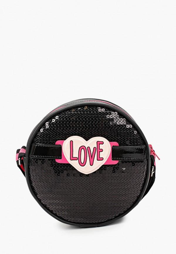 сумка choupette для девочки, черная