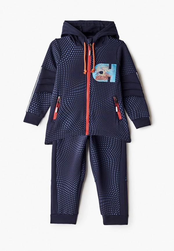 спортивный костюм choupette для мальчика, синий