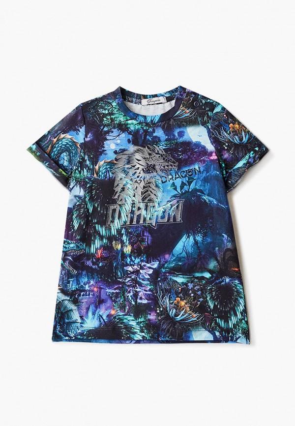 футболка с коротким рукавом choupette для мальчика, разноцветная