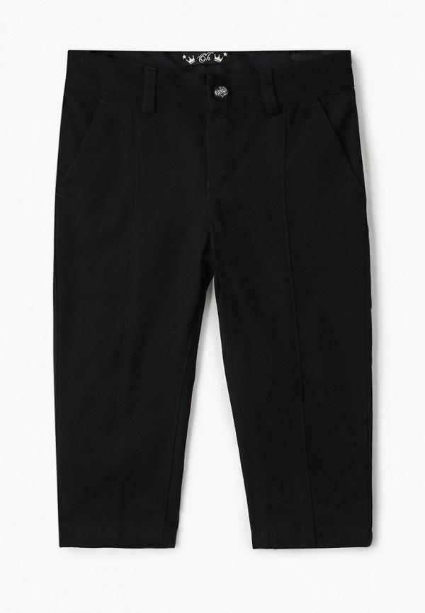 брюки choupette для мальчика, черные
