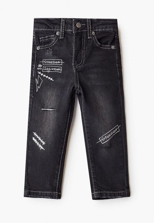 джинсы choupette для мальчика, черные