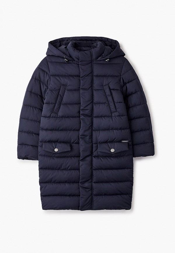 куртка choupette для мальчика, синяя