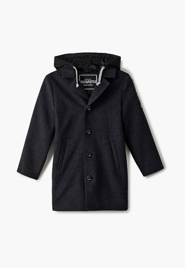Пальто Choupette Choupette 610.2 серый фото