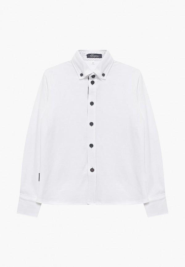 рубашка choupette для мальчика, белая