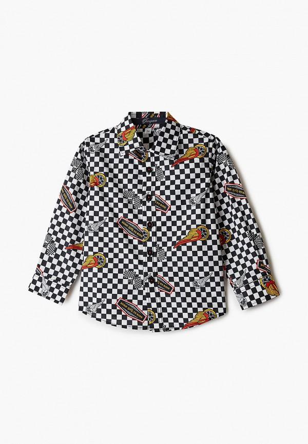 рубашка choupette для мальчика, черная