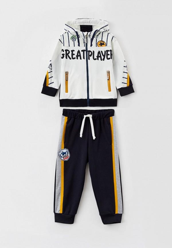 спортивный костюм choupette для мальчика, разноцветный