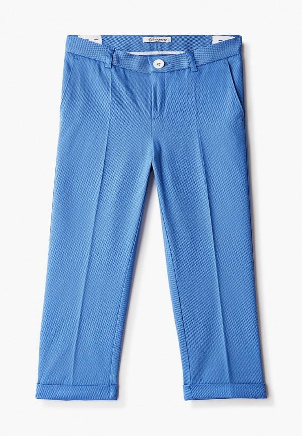 брюки choupette для мальчика, голубые