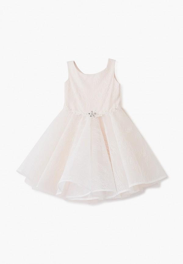 платье choupette для девочки, розовое