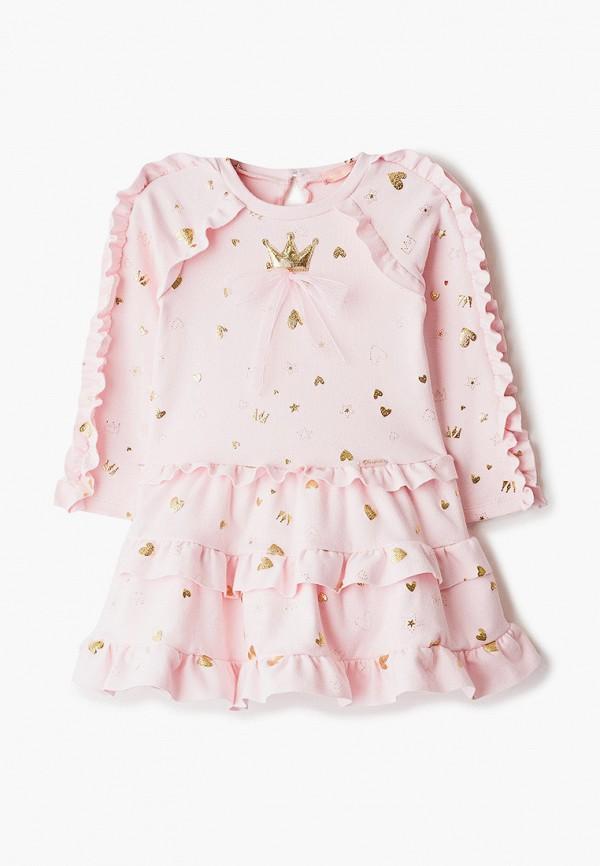 повседневные платье choupette для девочки, розовое