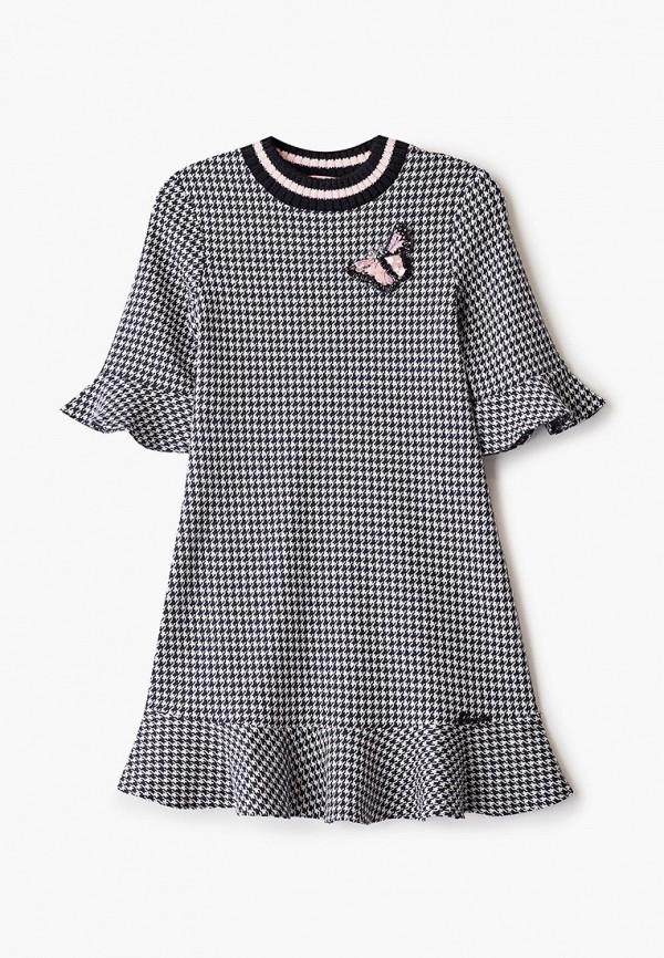 повседневные платье choupette для девочки, черное