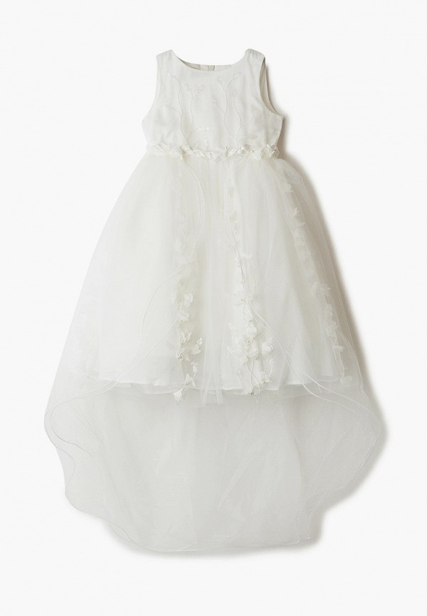 платье choupette для девочки, белое
