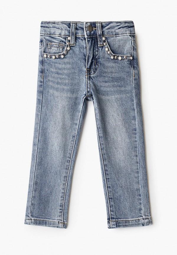 джинсы choupette для девочки, синие