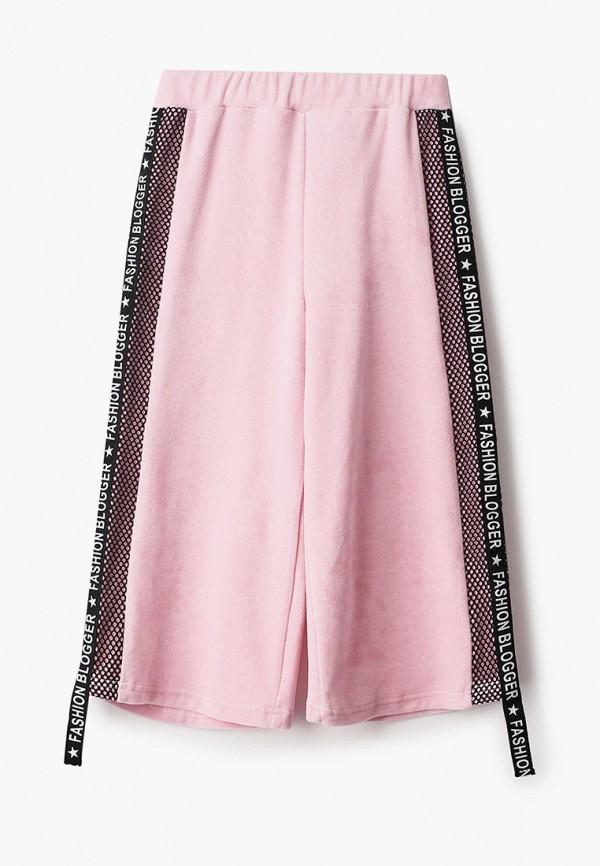 спортивные брюки choupette для девочки, розовые