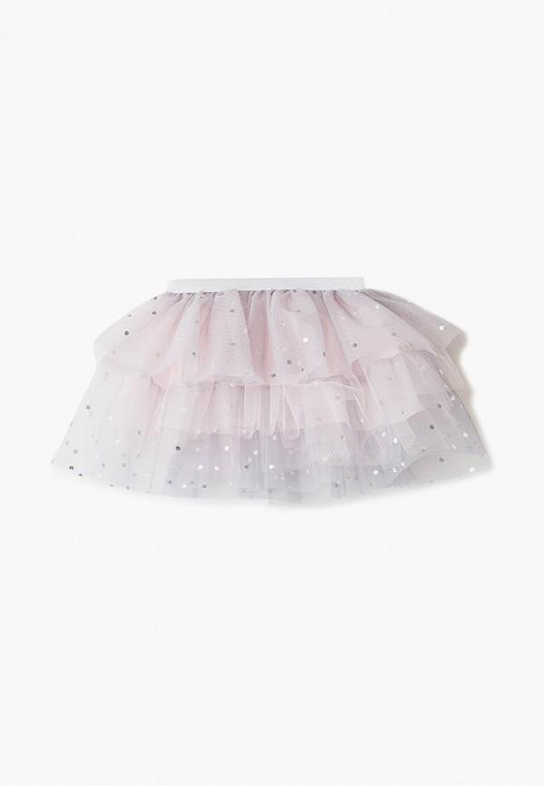 юбка choupette для девочки, белая