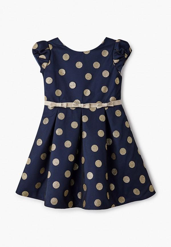 платье choupette для девочки, синее