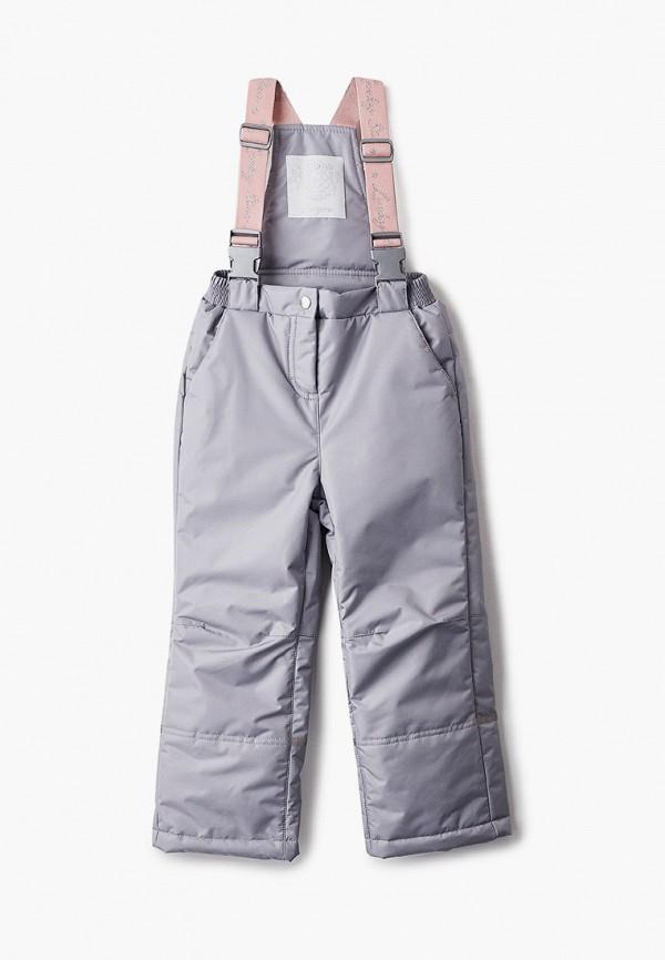 брюки choupette для девочки, серые