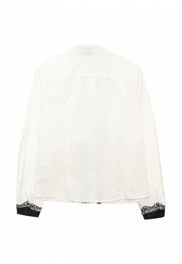 Фото 2 - Блузу Choupette белого цвета
