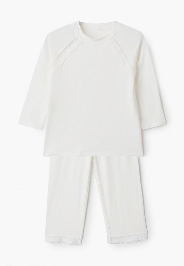 пижама choupette для девочки, белая