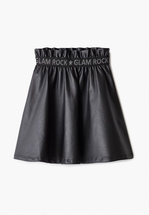 юбка choupette для девочки, черная