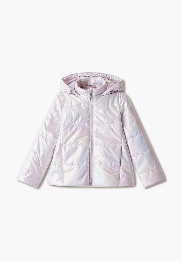 куртка choupette для девочки, разноцветная