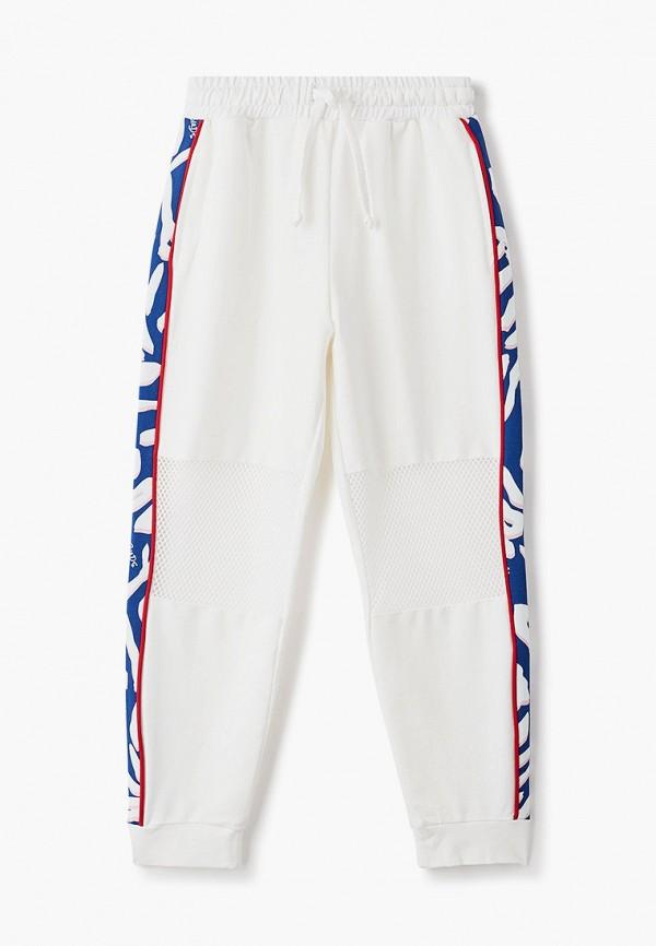 спортивные брюки choupette для девочки, белые