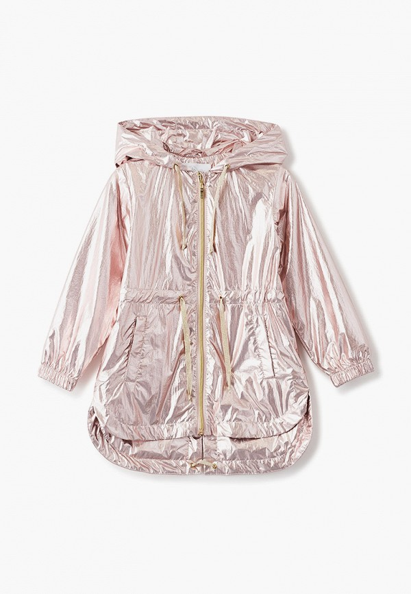 ветровка choupette для девочки, розовая