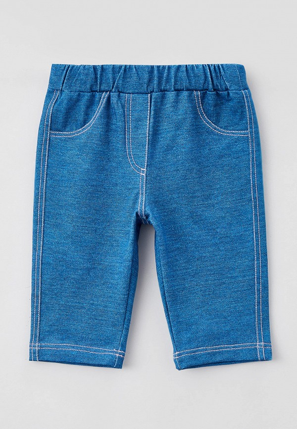 брюки choupette для девочки, синие