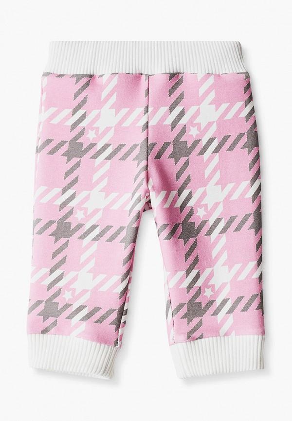 спортивные брюки choupette для девочки, разноцветные