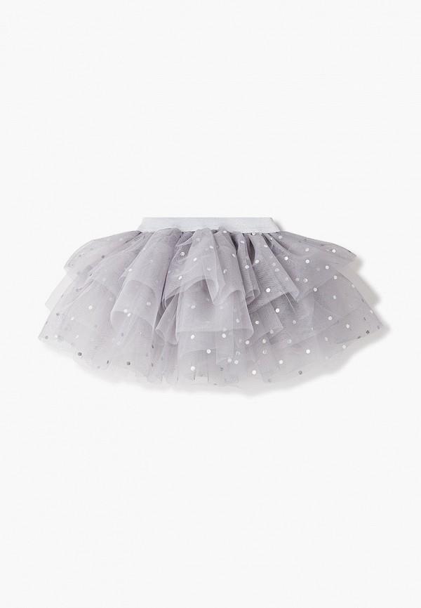 юбка choupette для девочки, серая