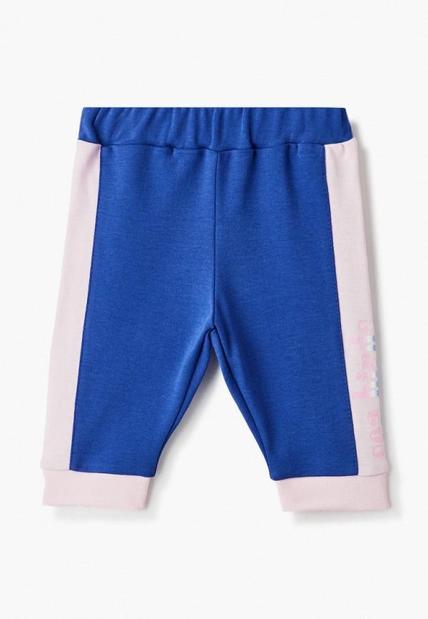 спортивные брюки choupette для девочки, синие