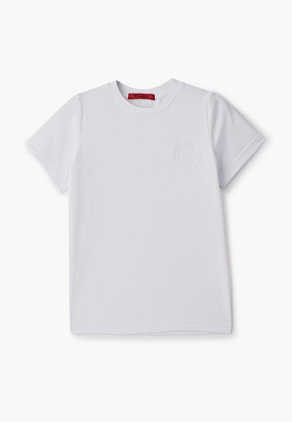 футболка с коротким рукавом choupette малыши, белая