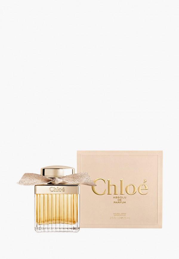 женская парфюмерная вода chloe