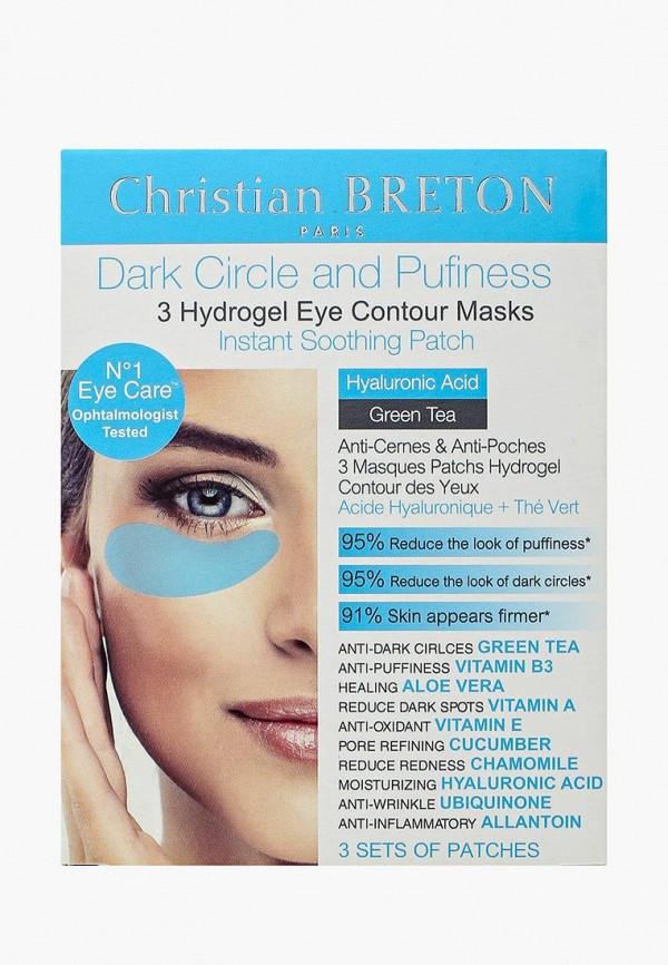 Патчи для глаз Christian Breton Paris Christian Breton Paris CH998LWSSS51 средство для снятия макияжа christian breton paris christian breton paris ch998mwih174