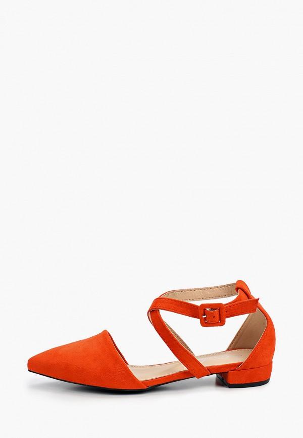 женские туфли ciaodea, оранжевые