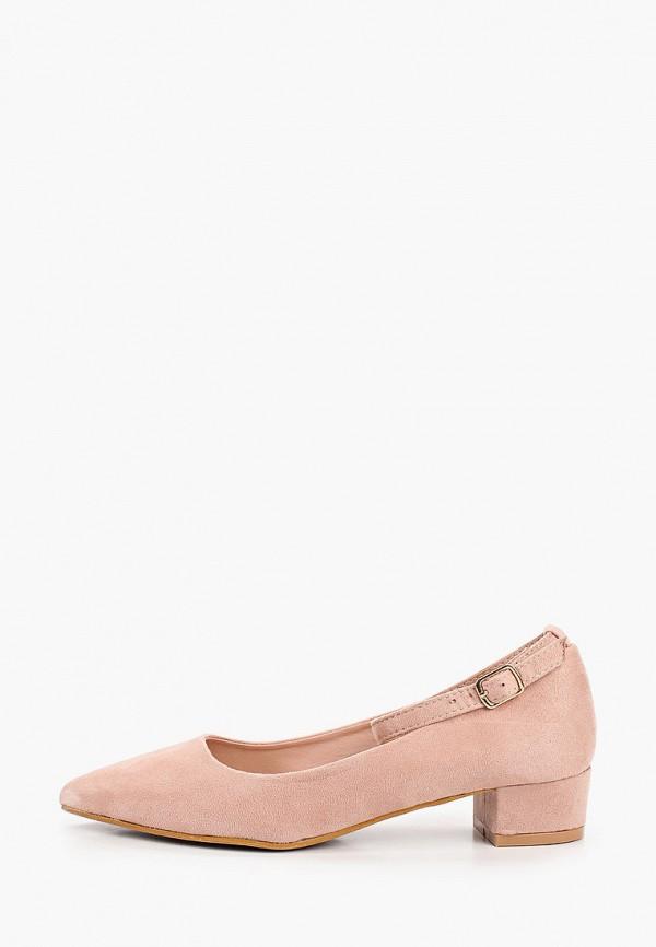 женские туфли ciaodea, розовые