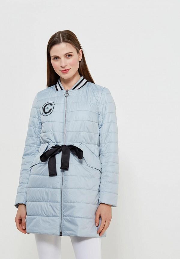 Куртка утепленная Clasna Clasna CL016EWANWV5 куртка утепленная clasna clasna cl016ewyfc93