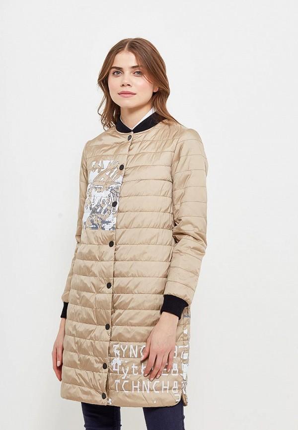 Куртка утепленная Clasna Clasna CL016EWANWX6 куртка утепленная clasna clasna cl016ewyfc93