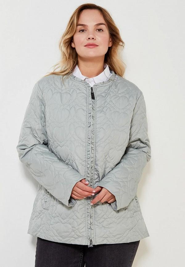 Купить Куртка утепленная Clasna, cl016ewanwz8, зеленый, Весна-лето 2018