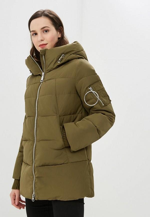 Куртка утепленная Clasna Clasna CL016EWDIAE4 куртка утепленная clasna clasna cl016ewyfc93