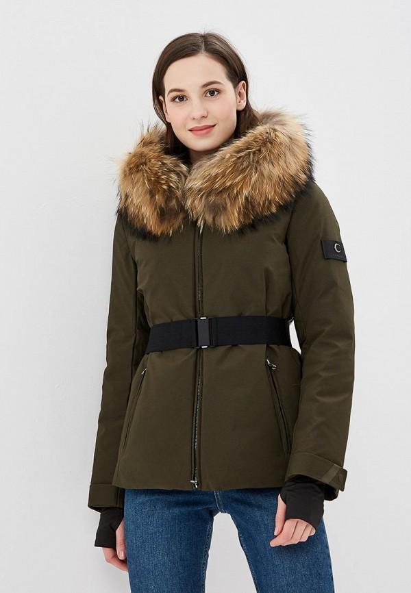 Куртка утепленная Clasna Clasna CL016EWDIAF4 одежда clasna официальный сайт