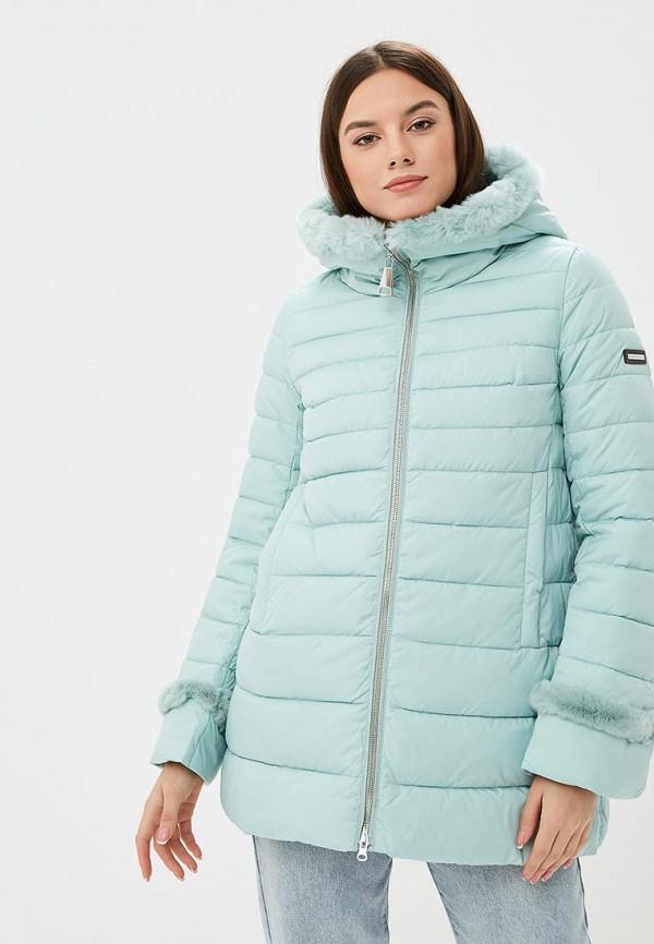 Куртка утепленная Clasna Clasna CL016EWDIAF6 цена