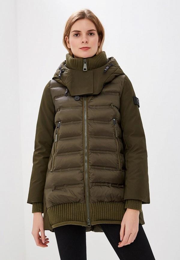 Куртка утепленная Clasna Clasna CL016EWDIAG2 куртка утепленная clasna clasna cl016ewyfc93
